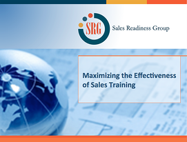 sales training webinar slides