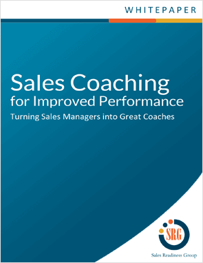 Turn sales managers into great coaches.