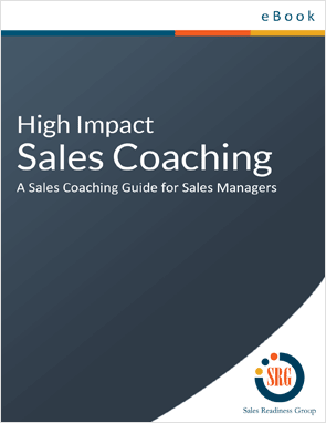 A comprehensive coaching guide for sales managers.
