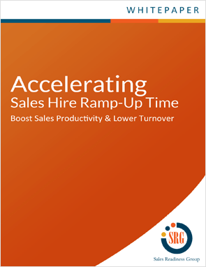 Accelerate Sales Ramp-Up Time