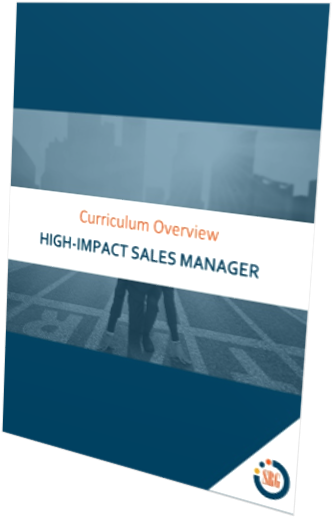 Provide your sales managers with the skills, knowledge and tools they need to succeed!