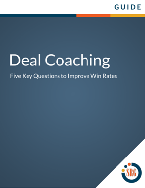 Learn five key questions to improve win rates.