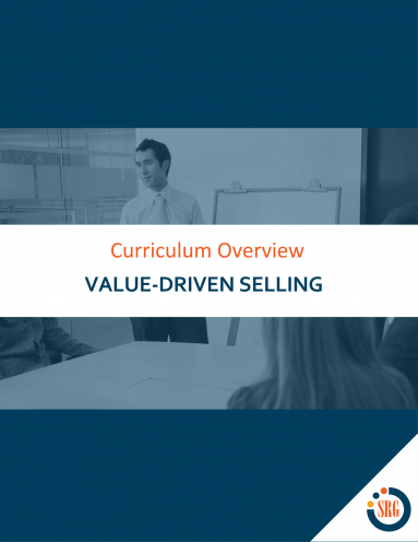 Value-Driven Selling Curriculum Overview