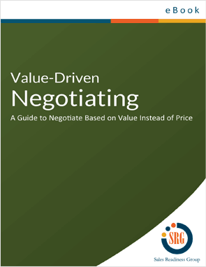 Learn how to negotiate based on value instead of price.