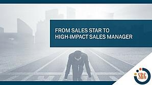 Learn how to transition star sales reps into high-performing sales managers.