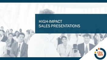 Learn best practices and strategies for planning and delivering powerful sales presentations.