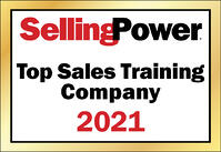 2021 Selling Power Top Sales Training Company Logo FINAL