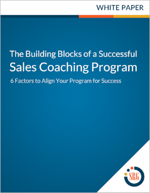 Sales Coaching Program Success Factors