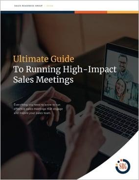 sales meetings guide