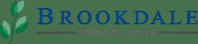 brookdale logo transparent