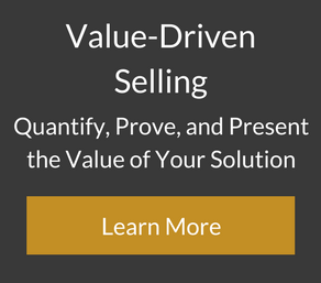 Advanced Selling Skills to Sell on Value