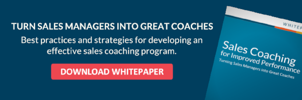 download sales coaching white paper