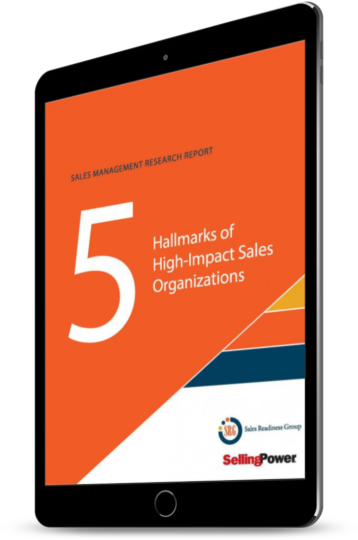 Sales management research report